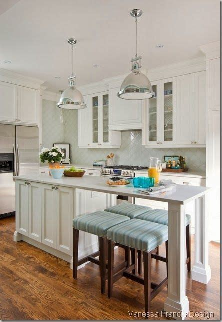 Narrow Kitchen With Island | 25 best ideas about narrow kitchen island on pinterest
