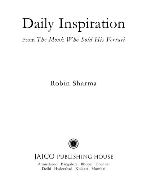 7 Daily Inspirations by Daily Inspiration Pdf