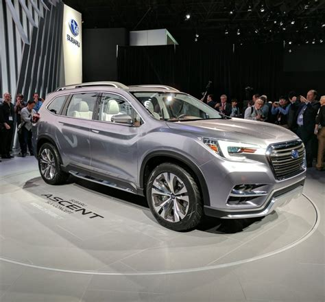 parkway subaru everything you need to about the 2018 subaru ascent