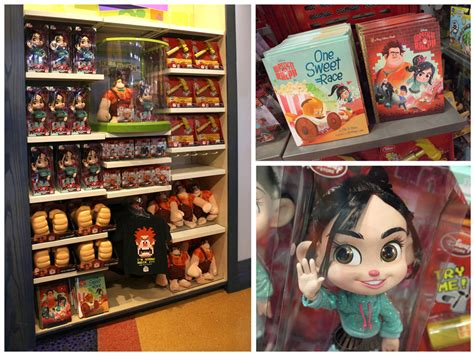 Collector House by Merchandise For Wreck It Ralph At Disney Parks Is 8