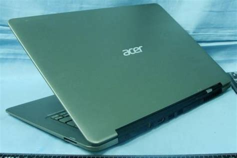 Laptop Acer S3 Ultra Thin acer aspire s3 ultrabook hits the fcc liliputing