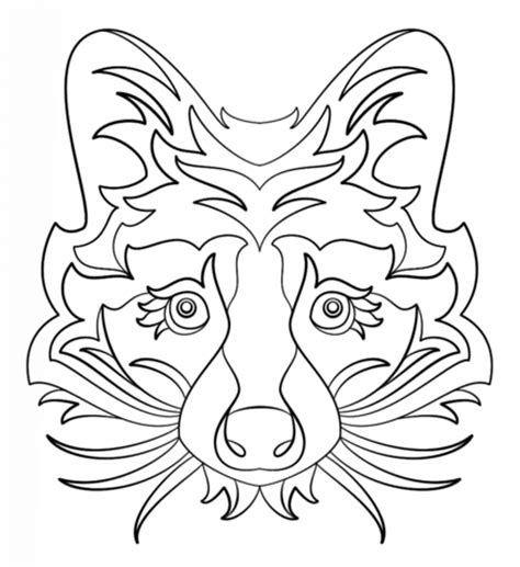 abstract lion coloring pages coloring pages abstract printable download coloring page