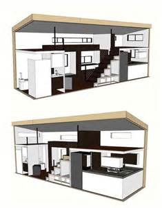 Home Build Plans This Rectangular Form On Wheels Is A House And You Can