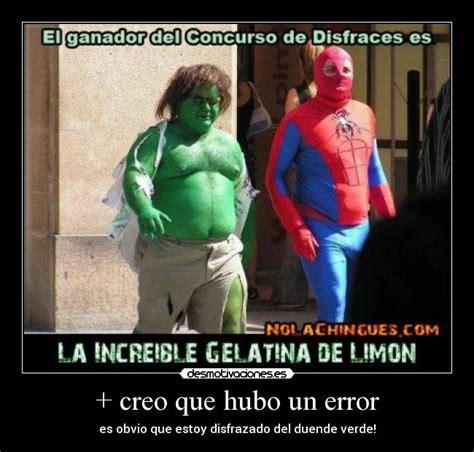 imagenes memes hulk im 225 genes y carteles de gelatina pag 8 desmotivaciones