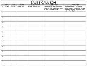 sales template 5 sales log templates formats exles in word excel