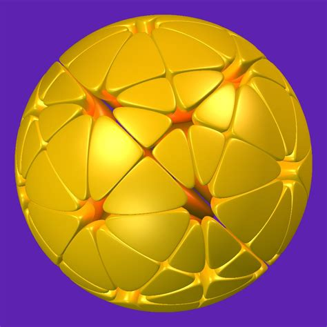 section of a sphere slicing