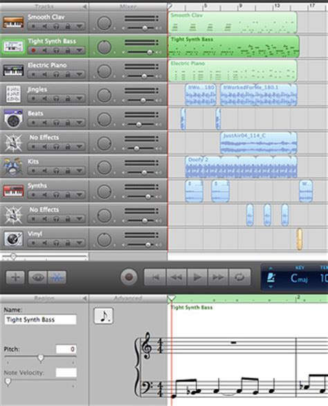 Garageband On Screen Keyboard Projects Record Make A Norm Zarr Piano