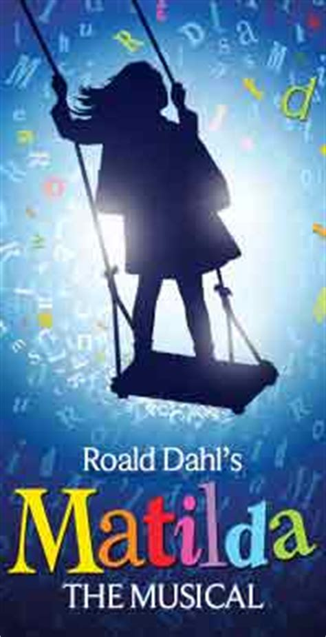 matilda the musical books cambridge theatre what s on and how to get to the