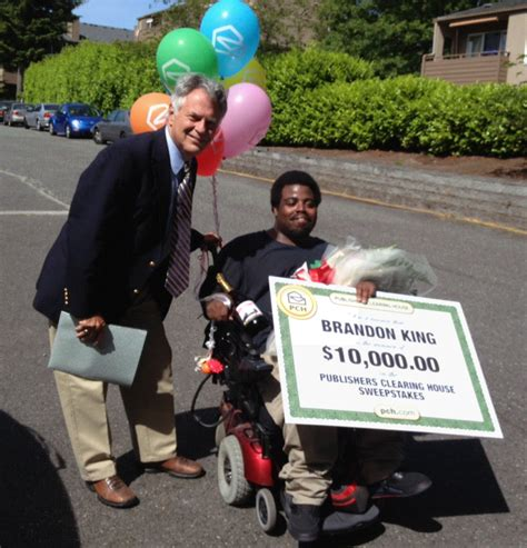 Who Won The Publishers Clearing House - who won the 10 000 publishers clearing house anniversary prize pch blog