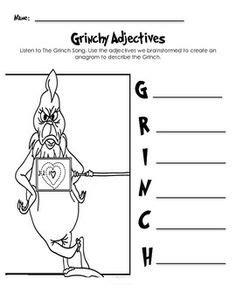 Dear Santa | How the Grinch Stole Christmas Blog