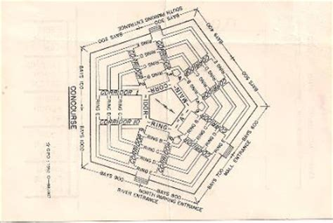 pentagon floor plan beyond the south end marching to our own beat in