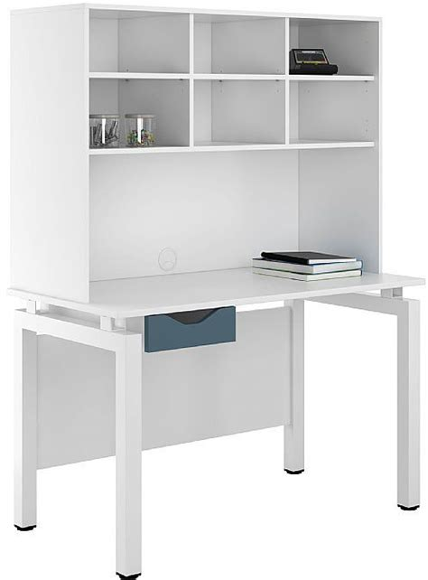 desk with overhead storage bench style desk with overhead storage engage