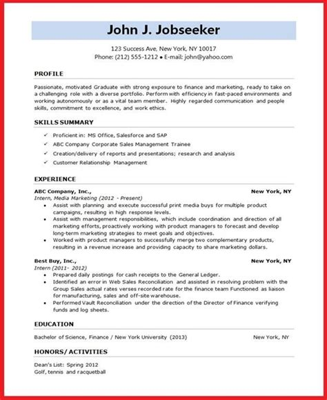 resume format fotolip rich image and wallpaper
