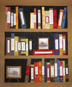 127 best images about bookshelf quilts on book