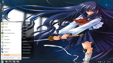 anime girls 24 windows 7 theme by windowsthemes on deviantart anime girls 13 windows 7 theme by windowsthemes on deviantart