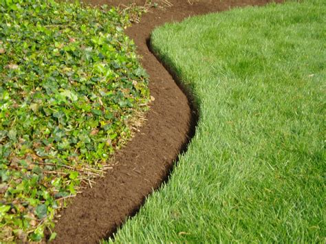 Ideas For Garden Edging The Best Landscape Edging To Install Around Your Flower Beds Landscape Edging Oakland