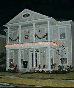 outdoor decoration light display projector the light snow flurries outdoor light show house