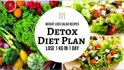 Detox Salad Diet by How To Lose Weight Fast 1 Kg In 1 Day Detox Diet Plan To