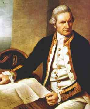 captain james cook english with mrs locke from coll 232 ge wallon a great explorer captain james cook