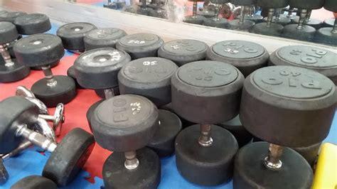 Dumbell Satu Set Agi Tempat Fitness Dan Di Kota Medan Dengan Harga