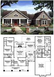 homes with floor plans best 25 house plans ideas on craftsman home