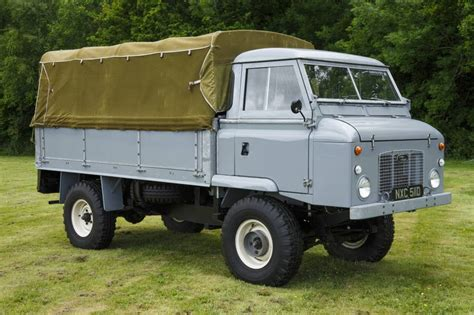 land rover forward control for 1966 land rover series 11b 110 forward control production