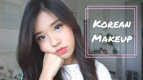 youtube tutorial makeup korea korean makeup tutorial bahasa w eng subs youtube