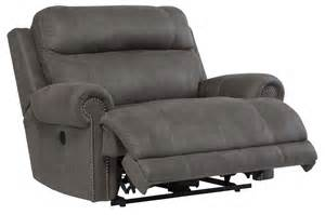 Zero Wall Recliner Austere Gray Zero Wall Wide Seat Power Recliner From 3840182 Coleman Furniture
