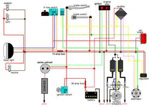 1976 honda xl350 wiring diagram xl free printable wiring diagrams