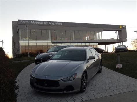 Maserati Of Island by Maserati Ex Worker Treated Like An Suit