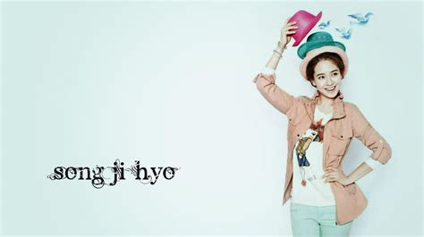 Song Ji Hyo PC HD desktop wallpaper : Widescreen : High