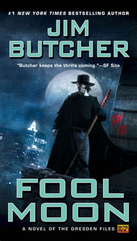 Pdf Fool Moon Book Dresden Files by Fool Moon The Dresden Files 2 By Jim Butcher Reviews