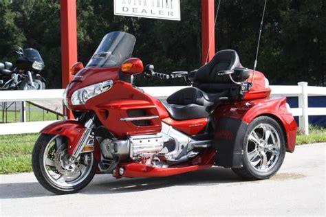 Dreirad Motorrad Honda by 2008 Honda Gl1800 Goldwing Trike Motor Trike Sold