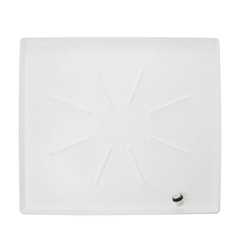Washer Floor Tray by Universal Washing Machine Floor Tray White Low Profile