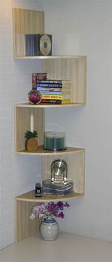 wall mounted shelving units 4d concepts wall mounted corner shelving unit in maple 99100