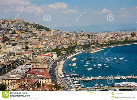 naples italy stock images image 24144214