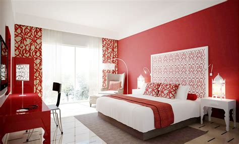 Red Bedroom Decorating Ideas red bedroom ideas terrys fabrics s blog