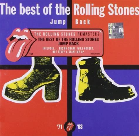 1208 best the rolling stones images on the rolling stones rock posters jump back the best of the rolling stones 1971 1993