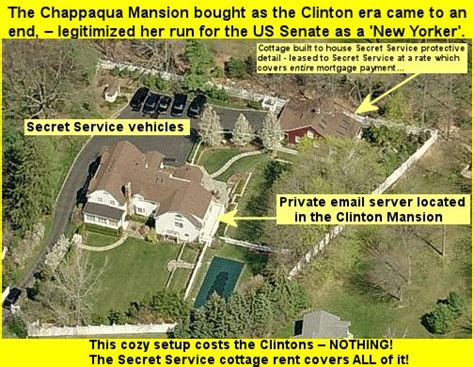 clinton estate chappaqua new york rabid republican blog hillary clinton s email problem