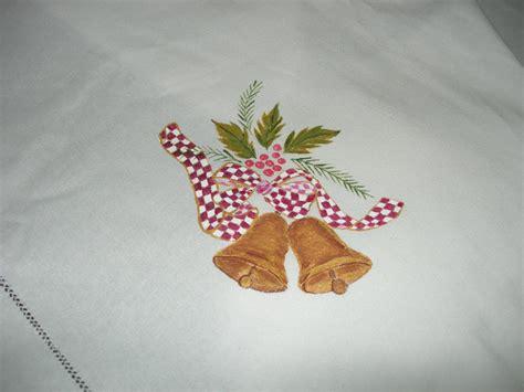 imagenes navideñas para pintar en tela dibujos para pintar en tela manteles imagui