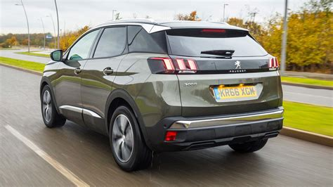 used peugeot 3007 2017 peugeot 3008 review practical stylish and value