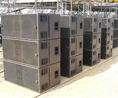 dosc system   acoustics item