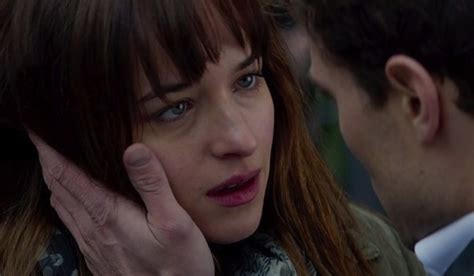 movie fifty shades of grey trailer fifty shades of grey second trailer spotlight report