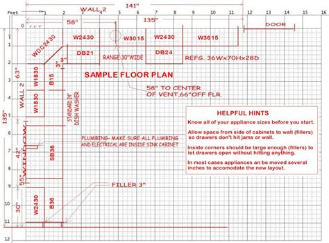 Kitchen Layout Guide 28 kitchen layout guide the kitchen layout guide