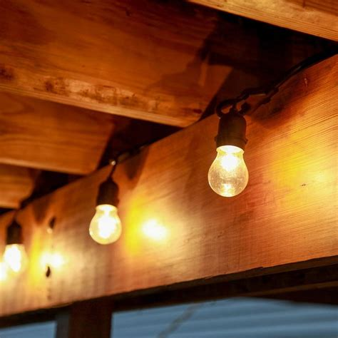 Edison Bulb Patio String Lights 17 Best Ideas About Vintage String Lights On