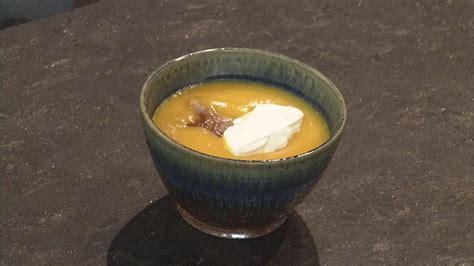 Wlos Carolina Kitchen by Carolina Kitchen Butternut Squash Soup Wlos