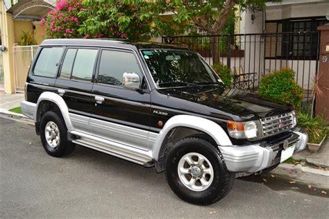 mitsubishi pajero 1996 1996 mitsubishi pajero partsopen