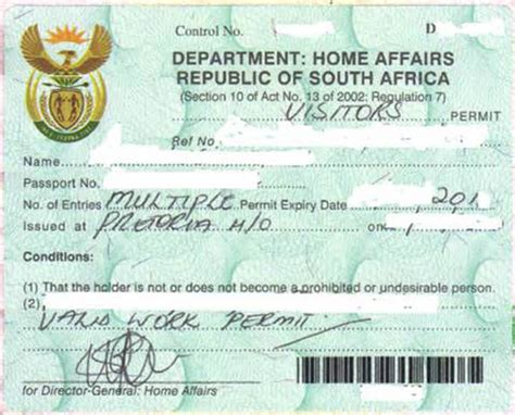 Cbell May Lose Us Work Visa by New Sa Permits For Zimbabweans Southern Eye