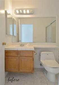 Bathroom vanity mirror medleys centsational girl