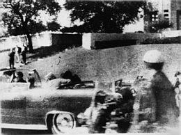 assassination of john f. kennedy wikipedia